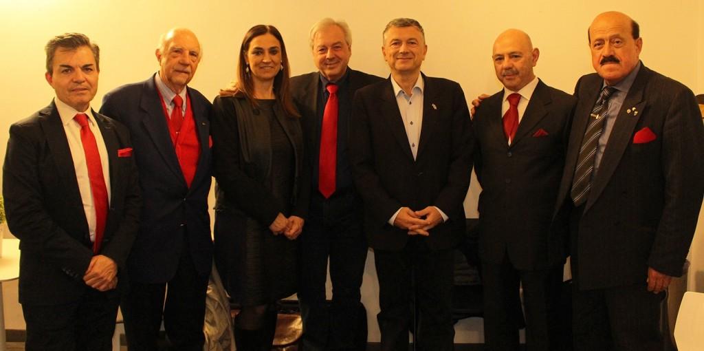 Cuori Garibaldini 30 marzo 2017 gruppo